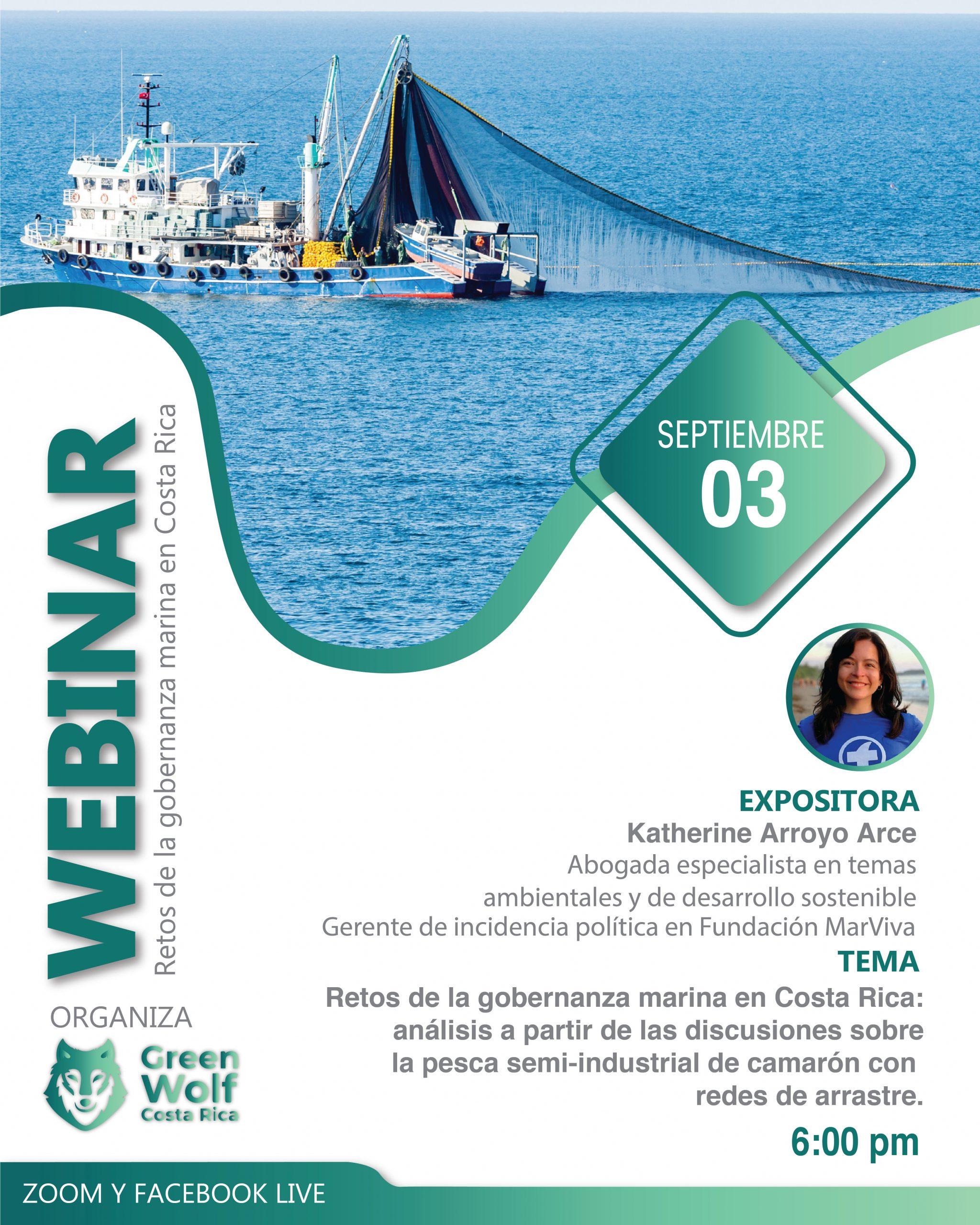 webinar marino reto gobernanza